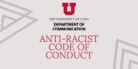 Department of Communication Anti-Racist Code of Conduct